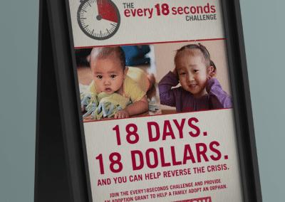 poster for a missional effort