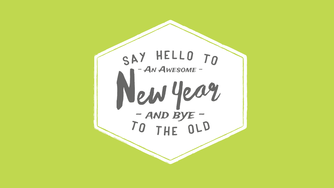 Hey There 2016!