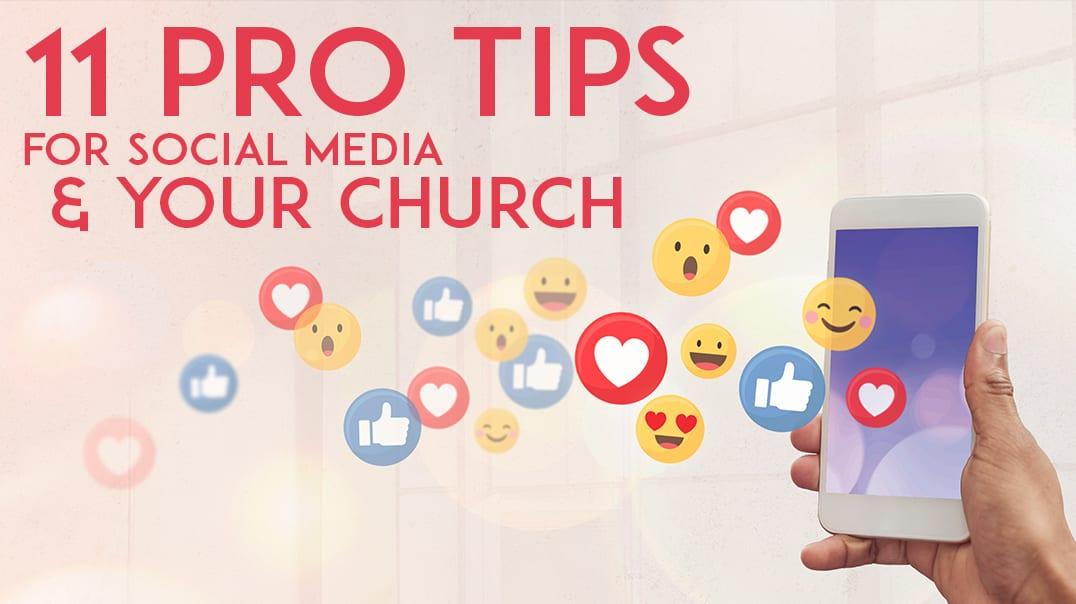 social media church 11 pro tips